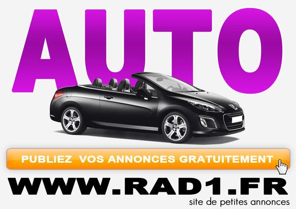 Louez, vendez et achetez vos voitures en France