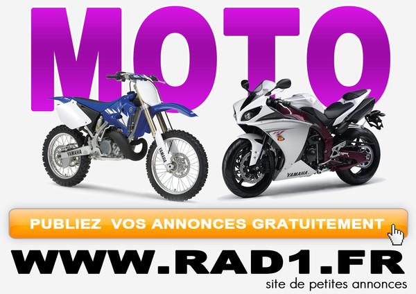 Moto neuve ou occasion, faites le choix sur Rad1.fr