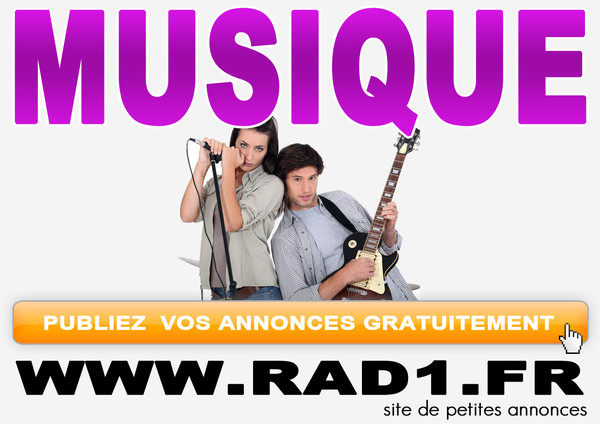 Tout le matériel musical sur Rad1.fr
